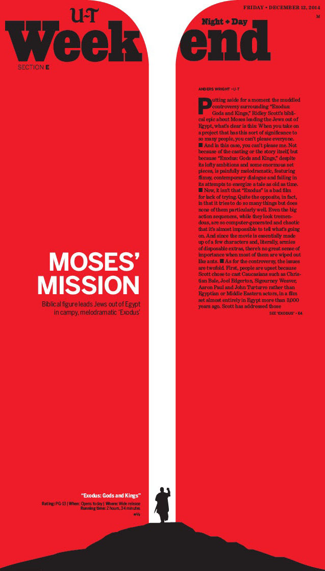 Weekend Moses cover